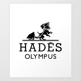 House of Hades Art Print