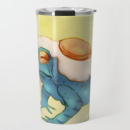 Eggy Toad Travel Mug
