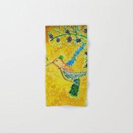 Humming Bird Hand & Bath Towel