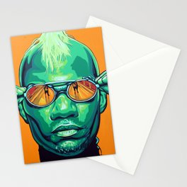 GREEN VELVET Stationery Cards