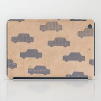 car iPad Cases featuring Car by sinonelineman