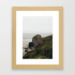 Ecola State Park I Framed Art Print