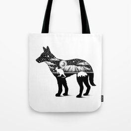 DINGO FROM DOWN UNDER Tote Bag