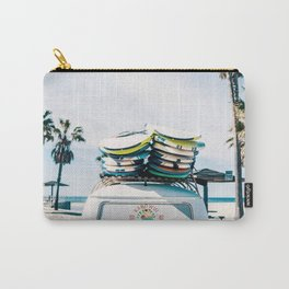 Surf van Carry-All Pouch
