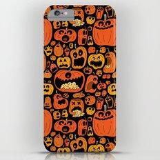 Pumpkin Pattern Slim Case iPhone 6s Plus