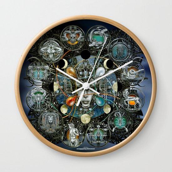 """Astrological Mechanism"