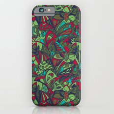 Geometric abstract safari pattern. Textile design Slim Case iPhone 6s