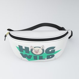 Hog Wild Fanny Pack