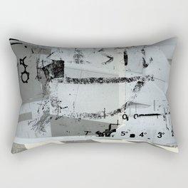 misprint 37 Rectangular Pillow