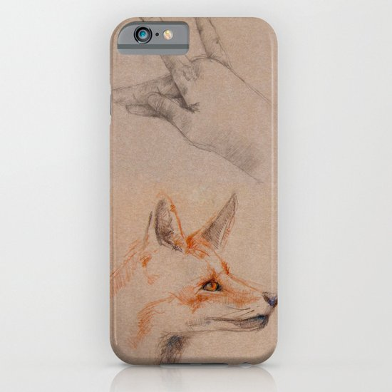 my wolf iPhone & iPod Case