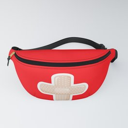 First Aid Plaster Fanny Pack