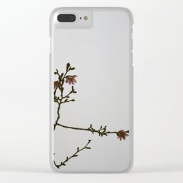 Chinese Winter Clear iPhone Case