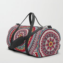 Hippie Mandala 7 Duffle Bag