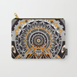 the scroll Carry-All Pouch