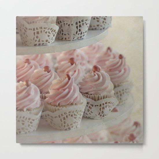Cupcakes Metal Print