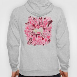 As If – Pink & Gold Hoody