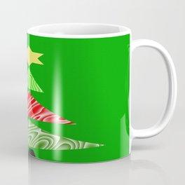 The Topsy Turvy Christmas Tree Coffee Mug