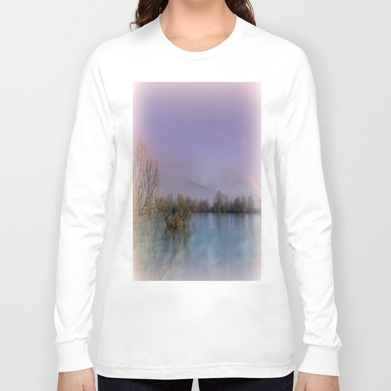 Lakeside Impression Long Sleeve T-shirt