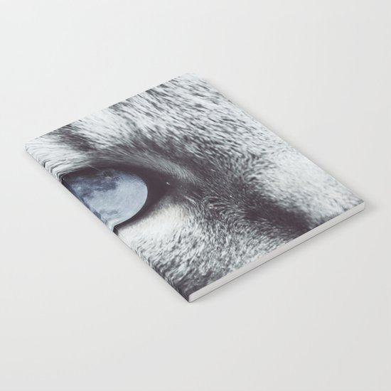 Moon cat Notebook