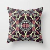 tiffany Throw Pillows featuring Tiffany rose by kociara
