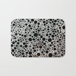 organic pattern Bath Mat