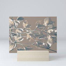 Silvia Sylvatica Mini Art Print