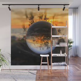 Captured Vista Wall Mural
