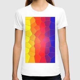 Coloured Mosaic T-shirt