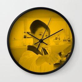 Yukie Nakama Wall Clock