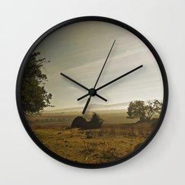 Tapalpa Wall Clock