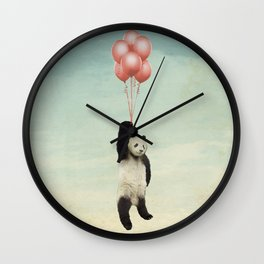 pandaloons Wall Clock