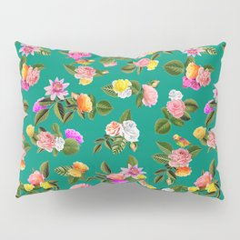 Frida Floral Pillow Sham