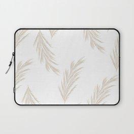 Delicate Pampas Bespoke  Laptop Sleeve