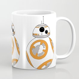 BB-8 Astromech Droid Coffee Mug