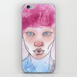 Untitled ( Study of a Woman ) iPhone Skin