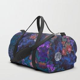 Space Garden Cosmos Duffle Bag