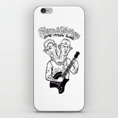 One man band iPhone & iPod Skin