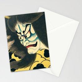 Kabuki Raijin Stationery Cards