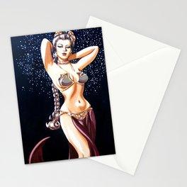 I am Princess Leia Organa Stationery Cards