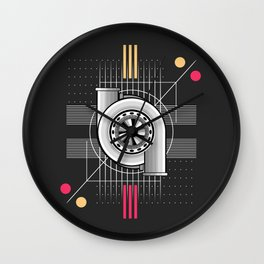 JAPAN LEGEND Wall Clock