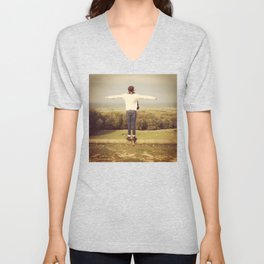 Moment Of Truth Unisex V-Neck