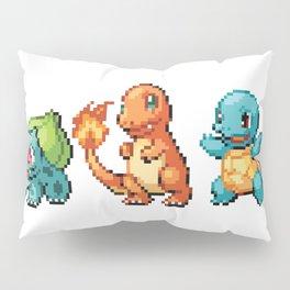First Gen - Pixel Art Pillow Sham