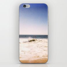 New York Summer at the Beach #2 iPhone & iPod Skin