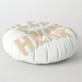 Southern Snark: Bless your heart Floor Pillow