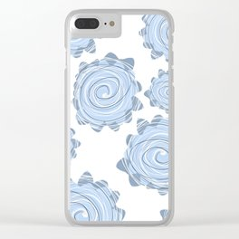 Decoration art Clear iPhone Case