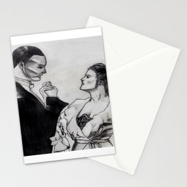 Erik & Christine Stationery Cards