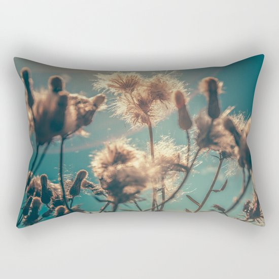 Blossom Rectangular Pillow