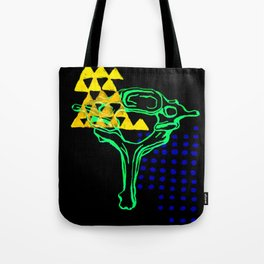 7th Cervical Vertebra 2 Tote Bag