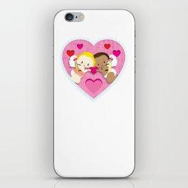 Cupid Love iPhone Skin