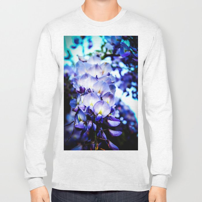 Flowers magic 2 Long Sleeve T-shirt